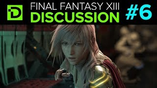Battle Mechanics - Final Fantasy XIII Discussion (Part 6)
