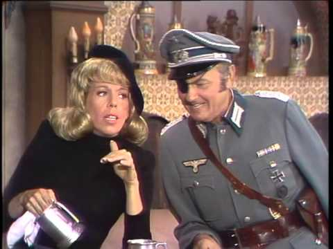 Non-Violent Theatre: The Plot to Hurt Hitler from The Carol Burnett Show (full sketch)
