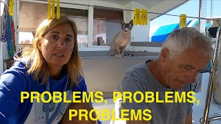 Problems, Problems, Problems. Sailing Ocean Fox #138