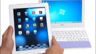 видео Что лучше планшет или нетбук Выбираем правильно! myblaze