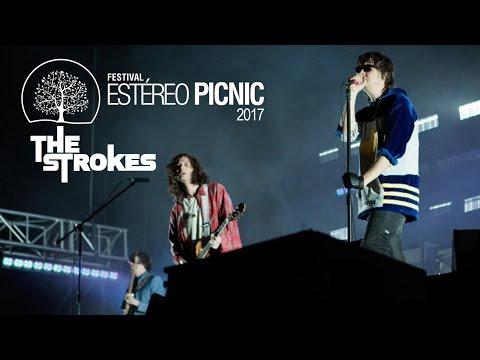 The Strokes at Estereo Picnic Festival 2017 (Periscope Compilation)