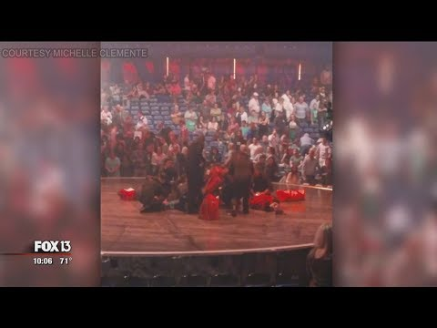 Tampa police open investigation into Cirque Du Soleil death