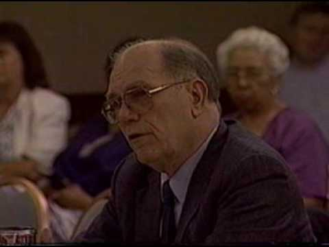 Larouche and Ramsey Clark talk about Star Wars and Kissinger