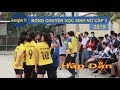 Bóng Chuyền Học Sinh Nữ Cấp 2 Thạch Thành 2019✔️ Thành Minh vs Thành Tiến   Hương sen TV