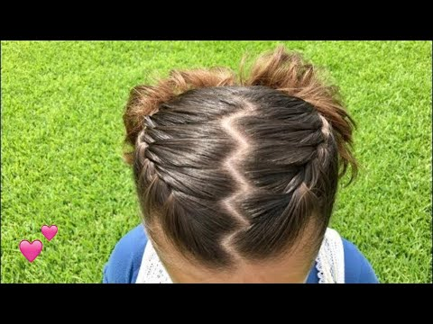 Zig Zag French Braid Combo
