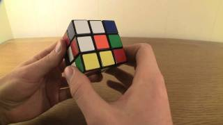 how to solve a rubik s cube solving the green cross
