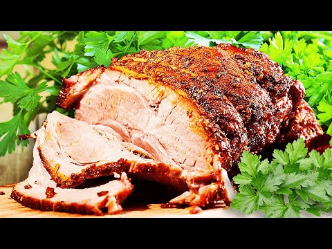 Delicious! Roast Pork Butt In The Oven, Pork Roast Recipe To Make Roast Pork With Boston Butt!
