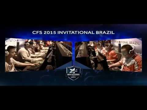 CFS Invitational Brazil - 3Sup.CARBON vs HG Grand final . Map ANKARA