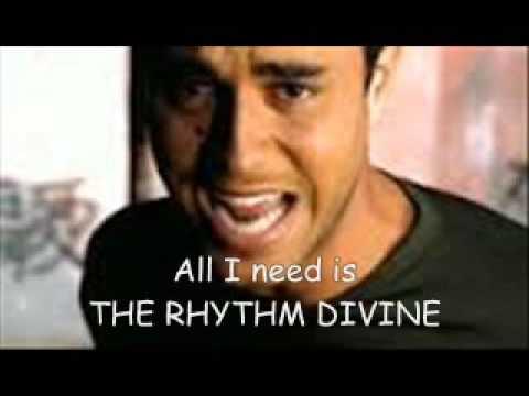 Rhythm Divine Lyrics    Enrique Iglesias