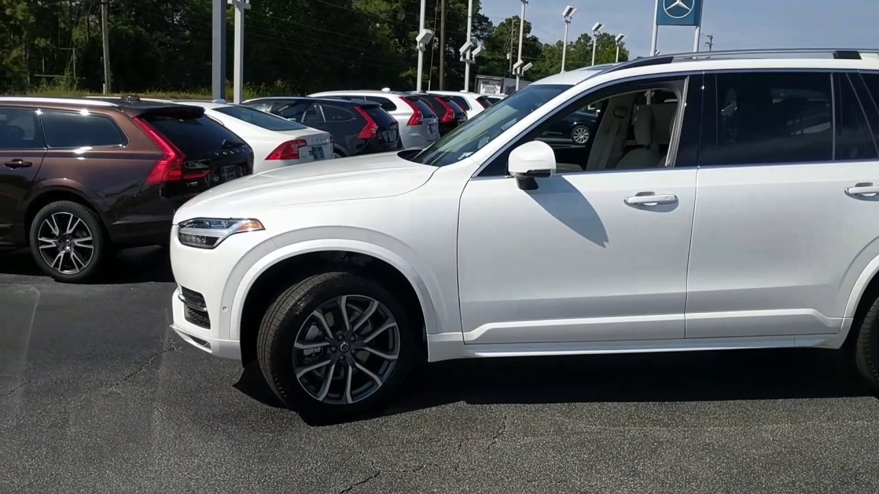 2017 Volvo Xc90 From Bob Cullum With Dick Dyer Volvo In Columbia Sc