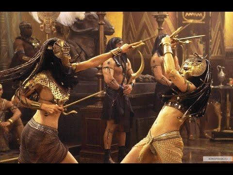 [தமிழ்] The Mummy Returns(2001) Womens fight scene in Tamil | Super Scene | HD 720p