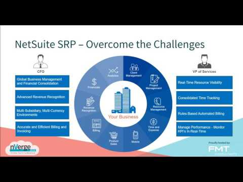 Take Control Over Your Projects with NetSuite Services Resource Planning SRP