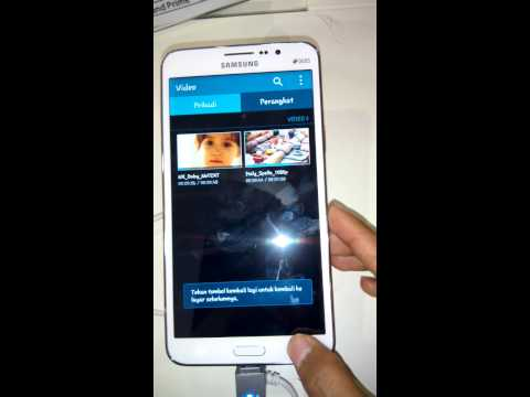 Hands on Samsung Galaxy Mega 2 versi Indonesia