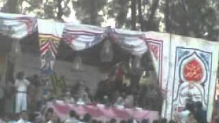لقاء الشيخ محمد حسان بأبوحمص((1))1/5/2011