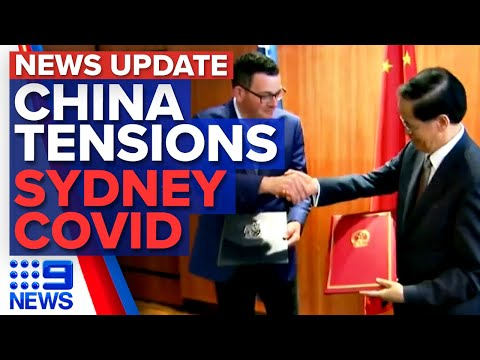 China deal torn up, Sydney travellers positive for COVID-19 | Update | 9 News Australia