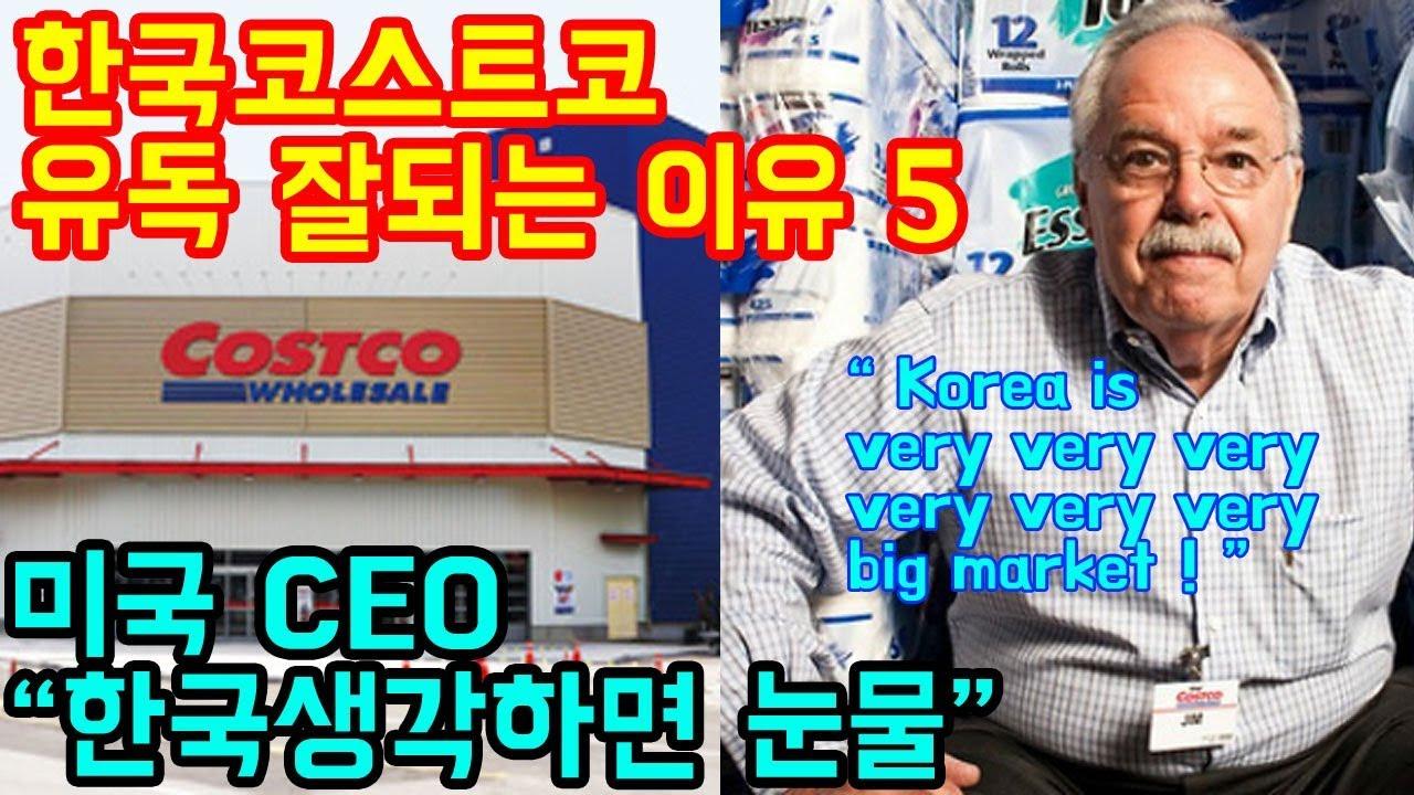 한국에서 코스트코가 유독 잘되는 이유 TOP 5 - 트래블튜브