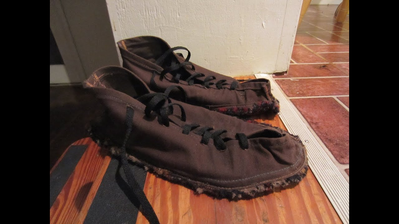 Earth Grounding Shoes
