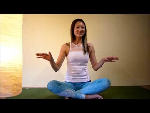 All Yoga Taiwan 200 師資訓練  畢業者感言 Vicky