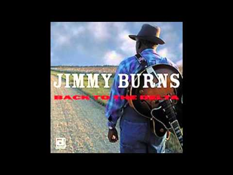 Jimmy Burns - I Wanna Kiss You