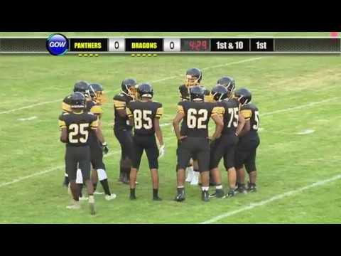 Game of the Week: Cathedral Panthers vs. Latin Academy Dragons