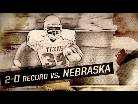 Ricky Williams: Success vs. Nebraska [Dec. 4, 2015]