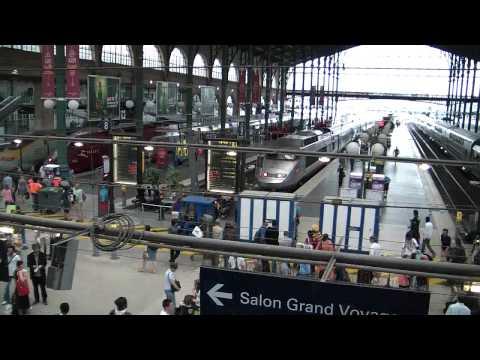 Paris Gare du Nord TGV X25