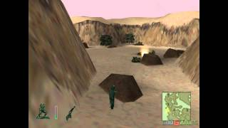 Army Men 3D - Gameplay PSX / PS1 / PS One / HD 720P (Epsxe)