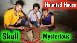💀Strange Activity Happened With Us in this Haunted House!! A Night in Haunted House of Shamli, UP