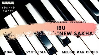 Download lagu Tutorial Keyboard IBU NEW SAKHA MP3