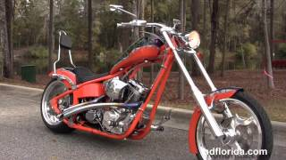 Used 2004 Big Dog Chopper Motorcycles For Sale In Florida