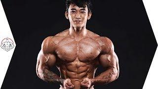 【筋トレ】Ken Hanaokaの超美しい体型と練習セッション