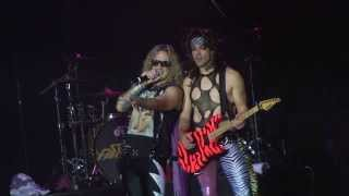 Steel Panther 7/20/12 'Party All Day' Sands Event Center, Bethlehem, PA [2-cam mix]