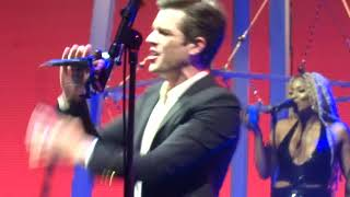 The Killers - I Can't Stay - London, UK - Nov 27 2017