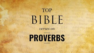 Baixar Top Bible Verses on Proverbs - My son, keep my words and...