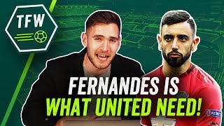 How Bruno Fernandes can FIRE Man United into the top 4! ► TFW
