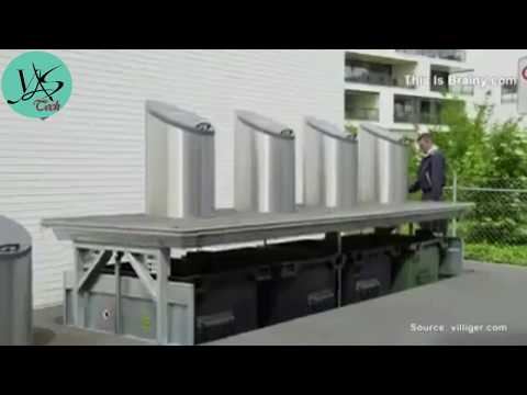 Recycling The Garbage And Waste System - Outstanding Innovation Will Blow Your Mind