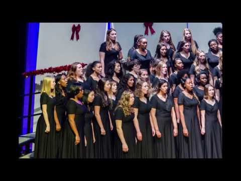 Durham School of the Arts Choral Department - Winter Concert Slideshow