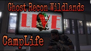 OBESE GAMER PLAYS / GHOST RECON WILDLANDS PVP 18+CONTENT