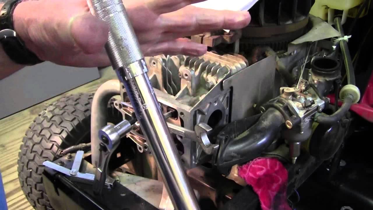 Lawn tractor head gasket repair update youtube - Briggs And Stratton Head Gasket Repair 3 4