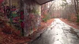 Haunted Crawford Road