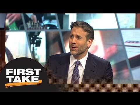 Max: LeBron James 'dragged' Cavaliers past Pacers in first round of NBA playoffs | First Take | ESPN