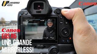 Canon EOS R5 Body - Fotocamera Mirrorless Canon Video