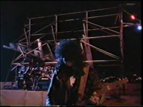 Kiss - Hide your Heart (Video 1989)