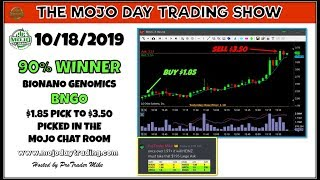 Mojo Bingo Parlor 🎲 BNGO $100,000+ Profit