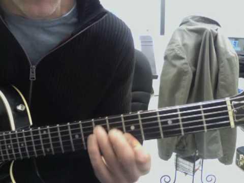 Jim Hendrix Hey Joe Inspired Guitar Lessons - Learn the Chord ...