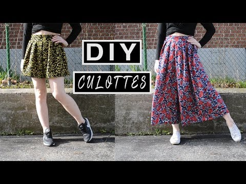 diy-culottes!-pattern-hack-+-stretch-waistband-with-non-stretch-fabric.