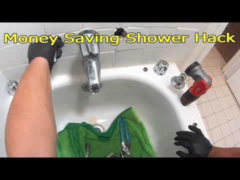 Tub And Shower Stem and Seat Repair