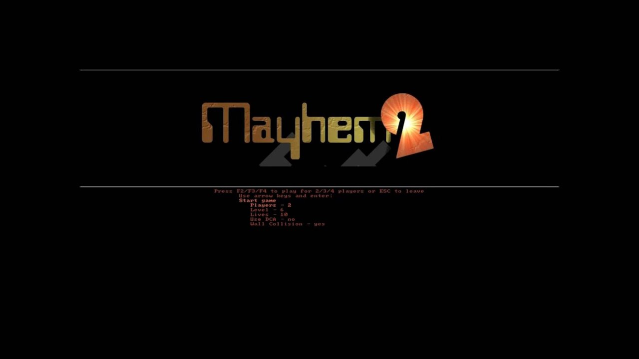 Mayhem 2 on Raspberry Pi: An open source cave shooter #piday