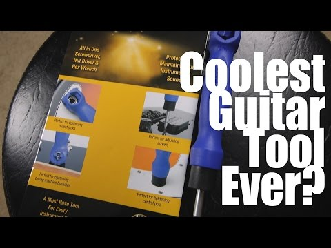 Coolest Guitar Tool Ever?