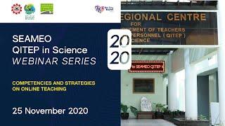 Competencies and Strategies on Online Teaching